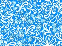 Nahtloses Muster der vektorabbildung Stockfotos