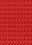 Nahtloses Muster der Weinlese. Stockbild