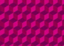 Nahtloses Muster des abstrakten geometrischen Dreiecks Vektor Abbildung