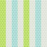 Nahtloses Muster des abstrakten Punktes Stockfoto