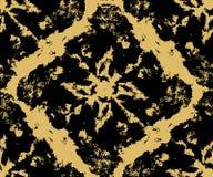 Nahtloses Muster des abstrakten Schmutzes Stockfoto