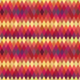 Nahtloses Muster des abstrakten Vektors Stockbild