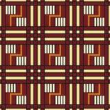 Nahtloses Muster des amerikanischen Ureinwohners Lizenzfreie Stockfotografie