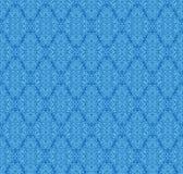 Nahtloses Muster des Damastes für Design Vektor Abbildung