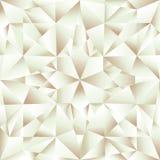 Nahtloses Muster des Diamanten Stockbild