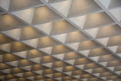 Nahtloses Muster des Diamanten Stockfotografie