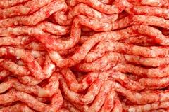 Nahtloses Muster des gehackten Fleisches lizenzfreie stockbilder