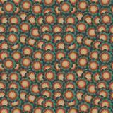 Nahtloses Muster des Gekritzels Lizenzfreie Stockfotografie