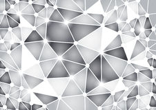 Nahtloses Muster des geometrischen Gekritzels Stockbilder
