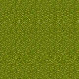 Nahtloses Muster des grünen Blattes mit Adern Lizenzfreies Stockbild