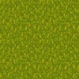 Nahtloses Muster des grünen Blattes mit Adern Stockbild