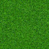 Nahtloses Muster 1 des grünen Grases Lizenzfreies Stockfoto