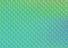 Nahtloses Muster des hellen Fischschuppevektors Lizenzfreies Stockfoto