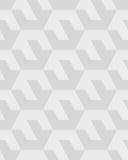 Nahtloses Muster 2 des Hexagons Lizenzfreie Stockfotografie