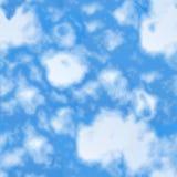 Nahtloses Muster des Himmels. Stockbild