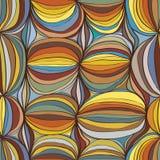 Nahtloses Muster des japanischen Balls Stockbilder