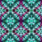 Nahtloses Muster des Kaleidoskops Lizenzfreie Stockbilder