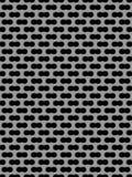 Nahtloses Muster des Metallrasterfeldes Lizenzfreies Stockfoto