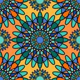 Nahtloses Muster des Mosaiks Lizenzfreie Stockbilder