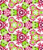 Nahtloses Muster des Mosaiks für Hintergrund, Tapeten Lizenzfreie Abbildung