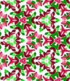 Nahtloses Muster des Mosaiks für Hintergrund, Tapeten Vektor Abbildung