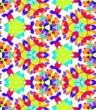 Nahtloses Muster des Mosaiks für Hintergrund, Tapeten Stock Abbildung