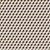 Nahtloses Muster des Mosaiks - Vektorhintergrund Stockfotos