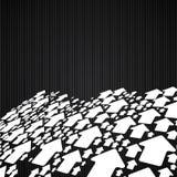 Nahtloses Muster des Pfeiles Stockbilder