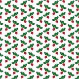 Nahtloses Muster des roten lustigen Karikaturgemüserettichs Stockbilder