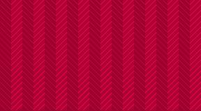 Nahtloses Muster des tiefroten Burgunder-Sparrenzickzacks mit hellen festlichen Linien Halbtonschablonentapete lizenzfreie abbildung