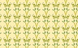Nahtloses Muster des Vektorkaktus für Illustrator Stockbild
