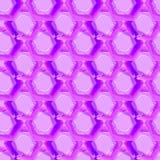 Nahtloses Muster des Vektors mit Aquarellkreisen Stockfoto