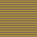 Nahtloses Muster des vertikalen Gewebes des Hemdmannes stock abbildung