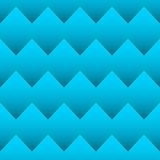 Nahtloses Muster des Zickzacks Lizenzfreie Stockfotografie