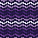 Nahtloses Muster des Zickzacks in den dunklen Farben Vektor geometrisches backgr Lizenzfreie Stockfotografie