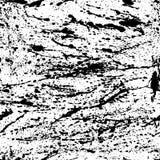 Nahtloses Muster des Zusammenfassungssprays in der Schmutzart stock abbildung