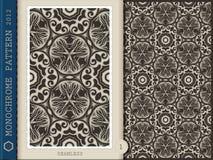 Nahtloses Muster-einfarbiges 1 Stockbilder