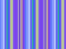 Nahtloses Muster gebildet von den geraden Farblinien vektor abbildung
