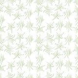 Nahtloses Muster gemacht von abstrakte Hand gezeichneten Elementen Stockbild
