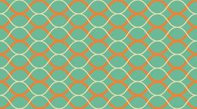 Nahtloses Muster geometrisch Empfindliche schöne Verzierung Geometrischer Modegewebedruck Nahtloses vektormuster vektor abbildung