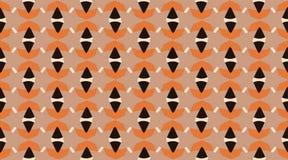 Nahtloses Muster geometrisch Empfindliche sch?ne Verzierung Geometrischer Modegewebedruck nSeamless Vektormuster lizenzfreies stockbild