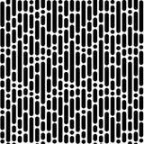 Nahtloses Muster, geometrischer Hintergrund Stockbilder