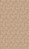 Nahtloses Muster/Hintergrund Lizenzfreie Stockfotografie
