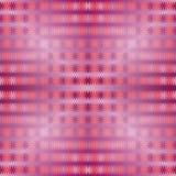 Nahtloses Muster mit dekorativen Elementen Lizenzfreie Stockbilder