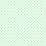 Nahtloses Muster mit hellgrünem und weißem Hintergrund lizenzfreies stockfoto