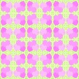 Nahtloses Muster mit Inneren Stockbild