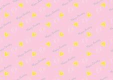Nahtloses Muster mit Inneren lizenzfreie abbildung