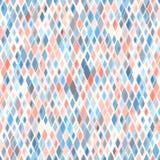 Nahtloses Muster mit kleinen Stellen Lizenzfreies Stockfoto