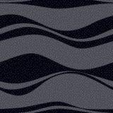 Nahtloses Muster mit Milchstraßen stock abbildung