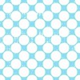 Nahtloses Muster mit Punkten Stockfotografie